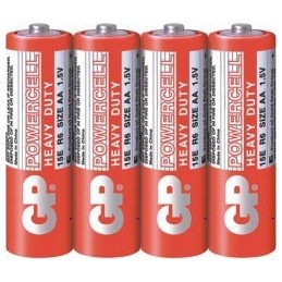BATERIA POWERCELL 1.5V R6 4...